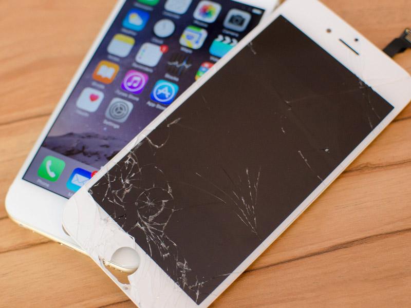 Замена дисплея (стекла, тачскрина) iPhone 6