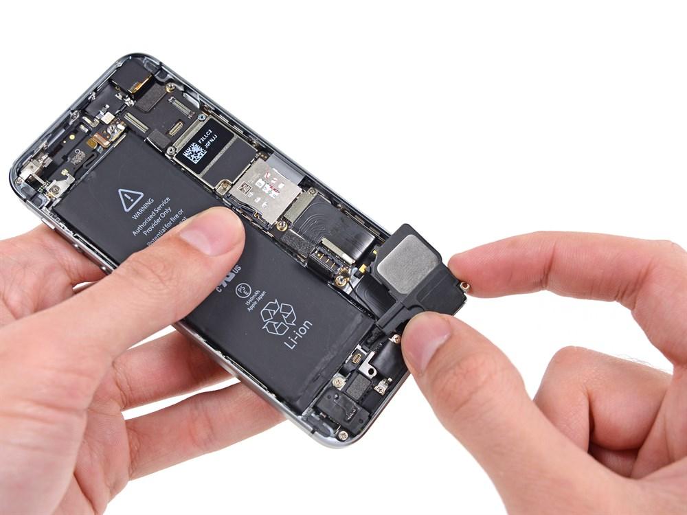 замена динамиков iphone 6